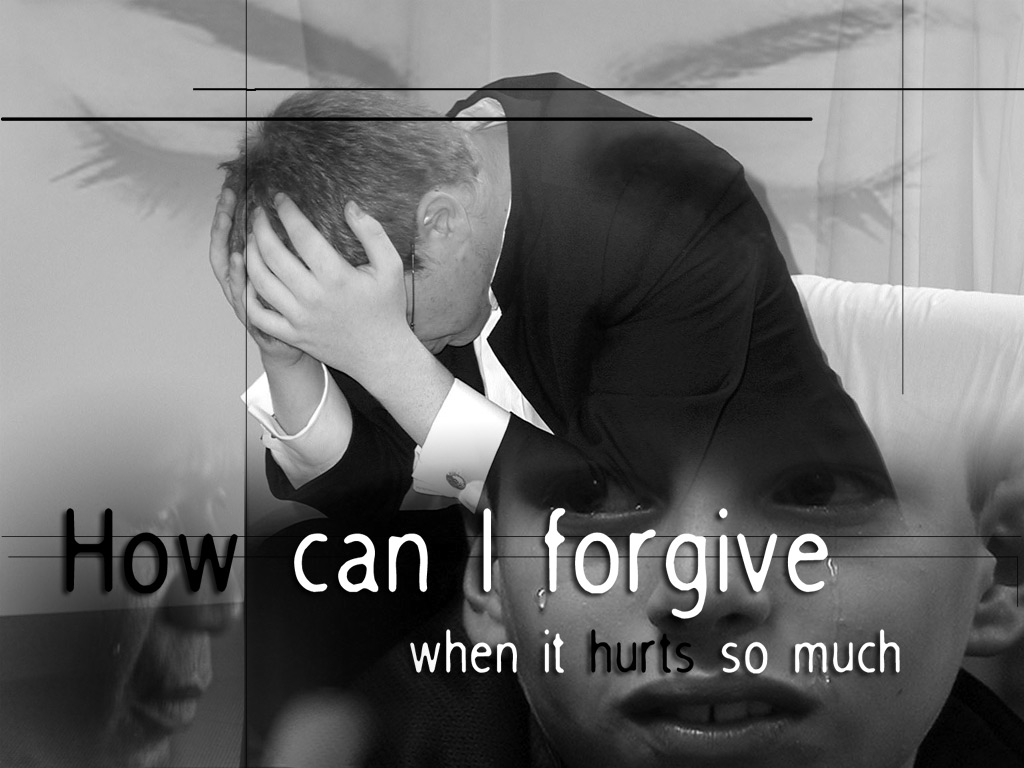 cannot forgive